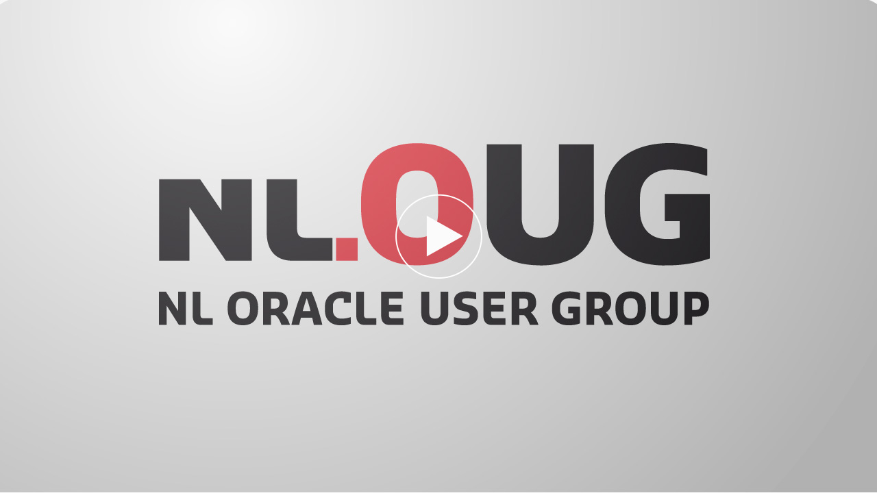 NLOUG Database week 2020 : Rodrigo Mufalani – Some features and tricks every developer should know on Oracle database. Make your DBA happy!