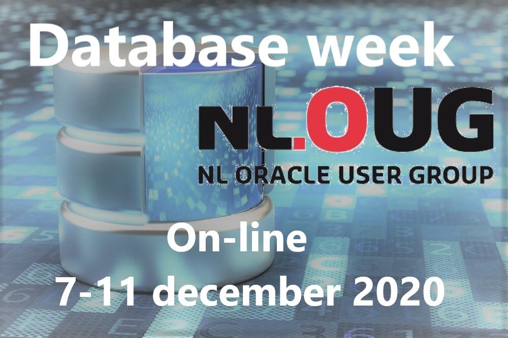 NLOUG database week 2020
